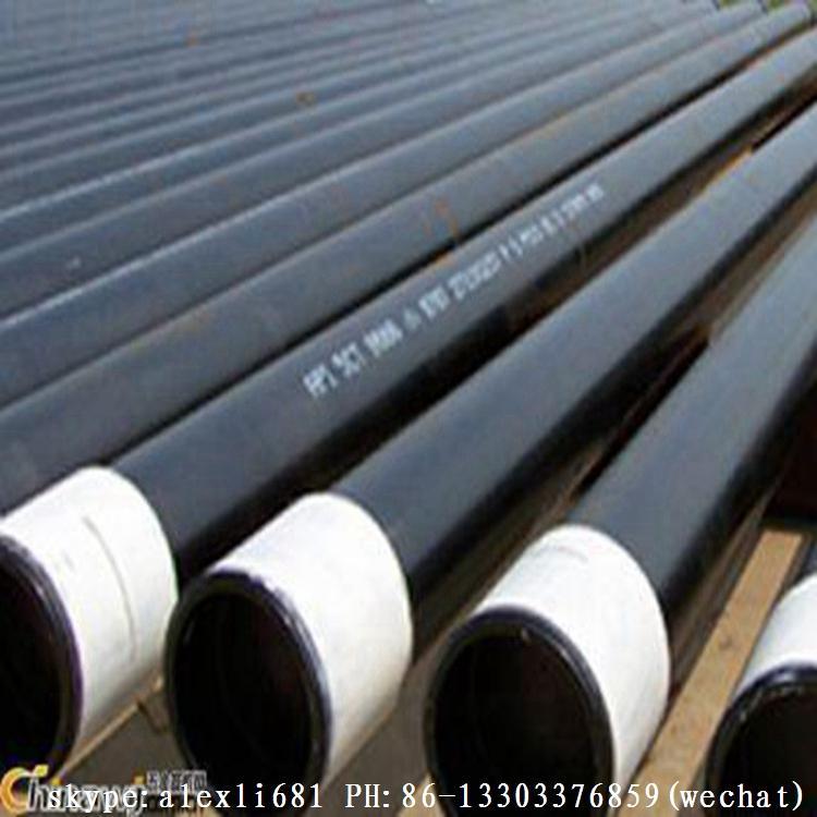 API5CT 石油套管 J55 K55 石油套管 供應石油套管 短圓扣石油套管 5