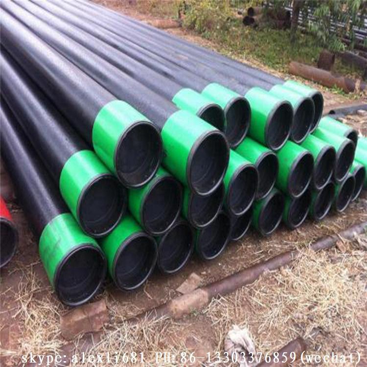 API5CT 石油套管 J55 K55 石油套管 供应石油套管 短圆扣石油套管 7