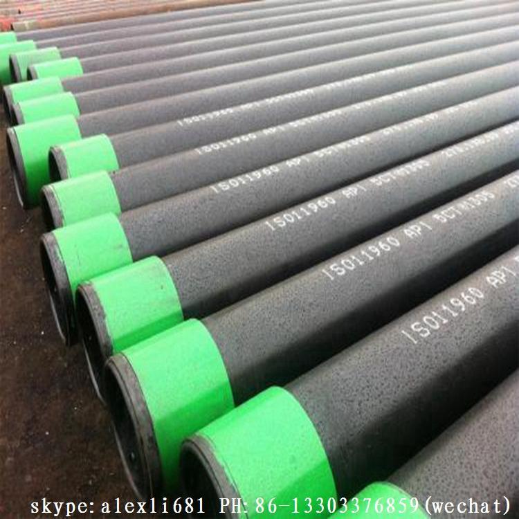 API5CT 石油套管 J55 K55 石油套管 供應石油套管 短圓扣石油套管 9