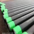 API5CT 石油套管 J55 K55 石油套管 供应石油套管 短圆扣石油套管 9