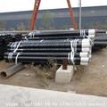 API5CT 石油套管 J55 K55 石油套管 供應石油套管 短圓扣石油套管 12