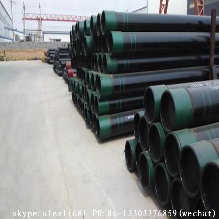 API5CT 石油套管 J55 K55 石油套管 供应石油套管 短圆扣石油套管 14