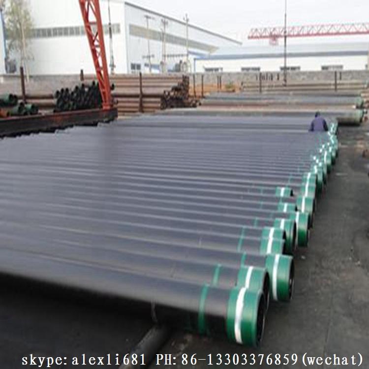 API5CT 石油套管 J55 K55 石油套管 供應石油套管 短圓扣石油套管 15