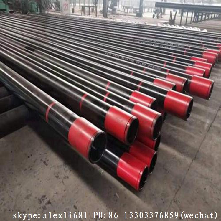 API5CT 石油套管 J55 K55 石油套管 供應石油套管 短圓扣石油套管 20