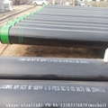 P110 API5CT casing pipe N80 BTC casing