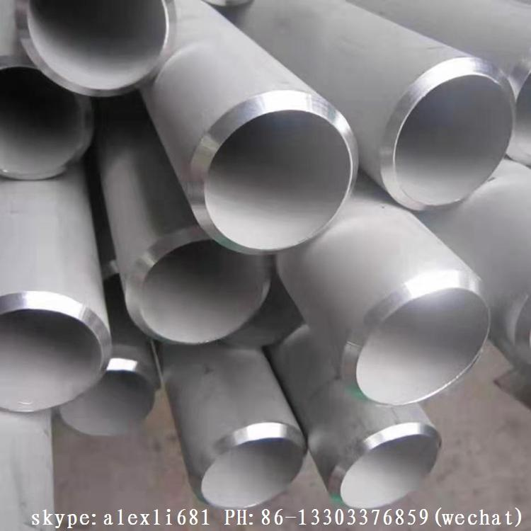 GB2270-80  GB/T14976-94 301 302 Stainless steel pipe  1