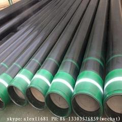 Q125V150 gas oil casing pipe API 5ct casing pipe C90 T95