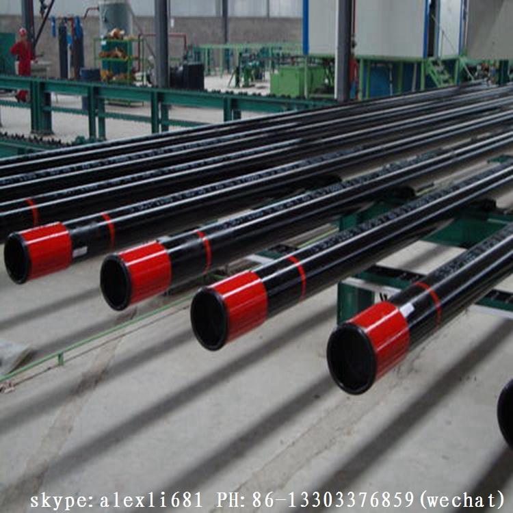 生產石油套管 短接 管箍 鑽井專用石油套管 12