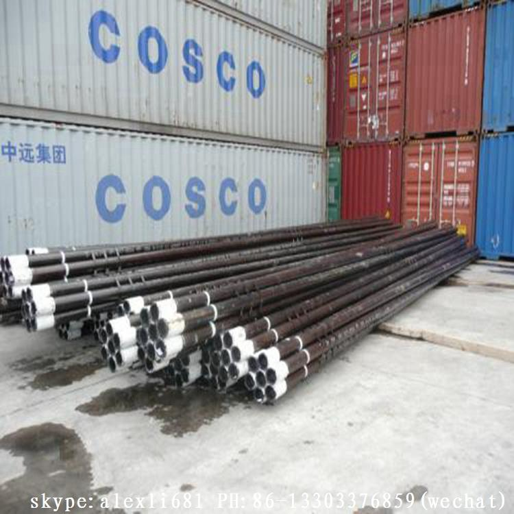 Q235 Q345,S235-275JR/J0/J2 SS400 A36 and equivalent  casing pipe 4
