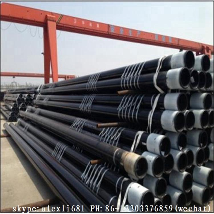 Q235 Q345,S235-275JR/J0/J2 SS400 A36 and equivalent  casing pipe 15