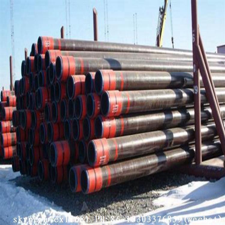 大量生產石油套管 無縫套管 L80 套管 N80套管 管箍 2