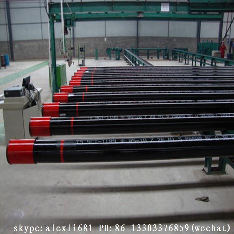 大量生產石油套管 無縫套管 L80 套管 N80套管 管箍 4