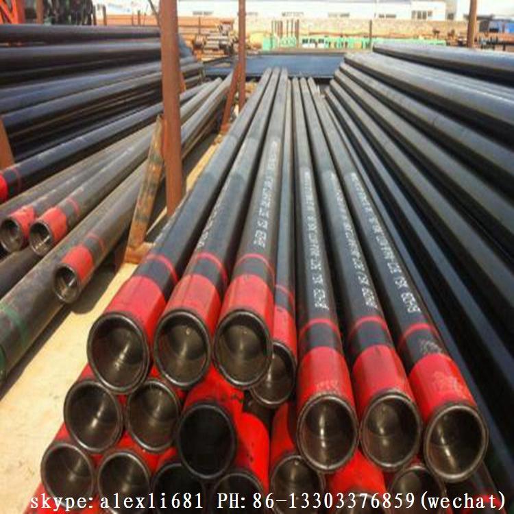大量生產石油套管 無縫套管 L80 套管 N80套管 管箍 8