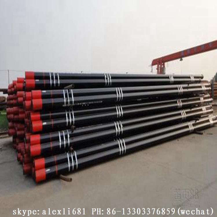大量生產石油套管 無縫套管 L80 套管 N80套管 管箍 13