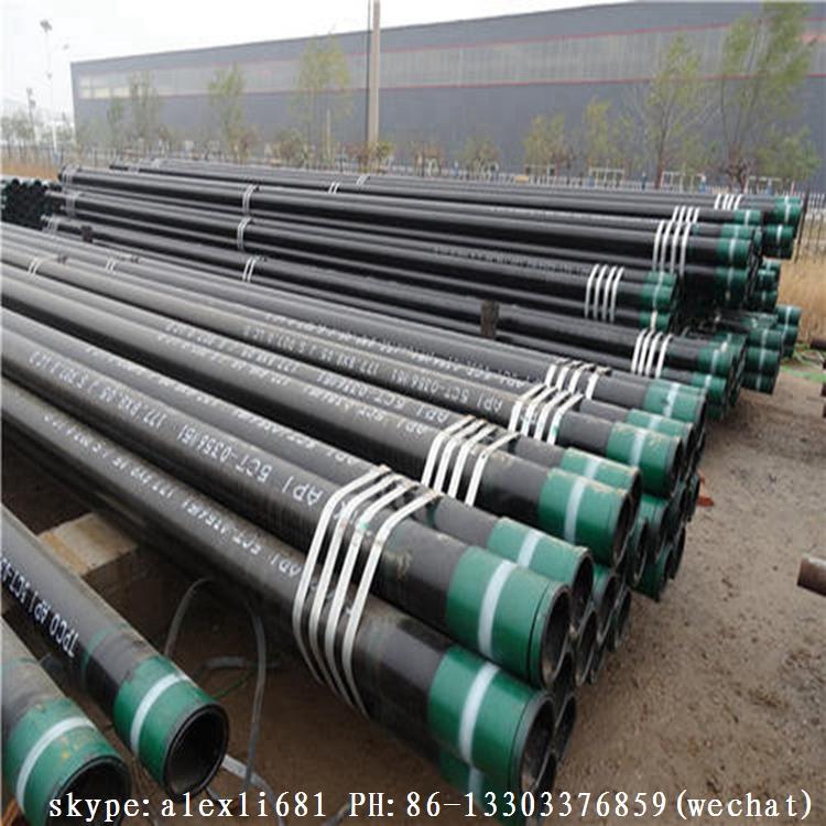 大量生產石油套管 無縫套管 L80 套管 N80套管 管箍 15