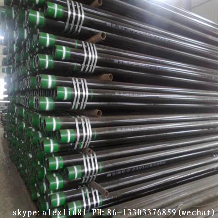大量生產石油套管 無縫套管 L80 套管 N80套管 管箍 17