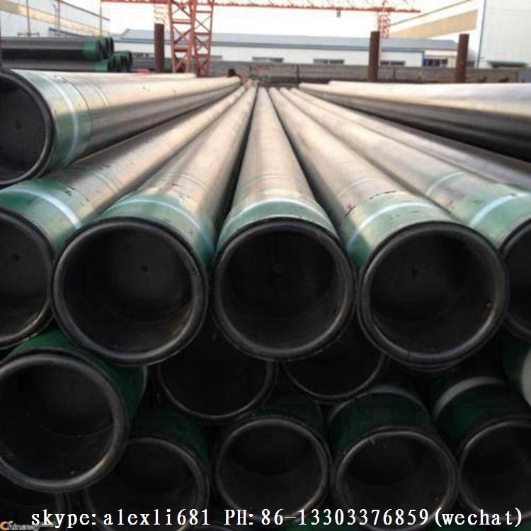 热销中国石油套管 高压石油套管 API5CT 油管 套管 N80石油套管 1