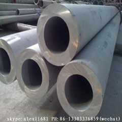 0Gr18Ni9 Stainless steel pipe 310S 304  316  TP316L ASTM A312