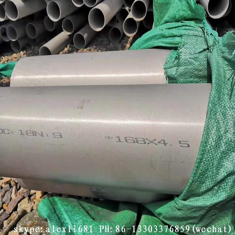 GB2270-80  GB/T14976-94 201 202 不锈钢管 0Gr18Ni9  19