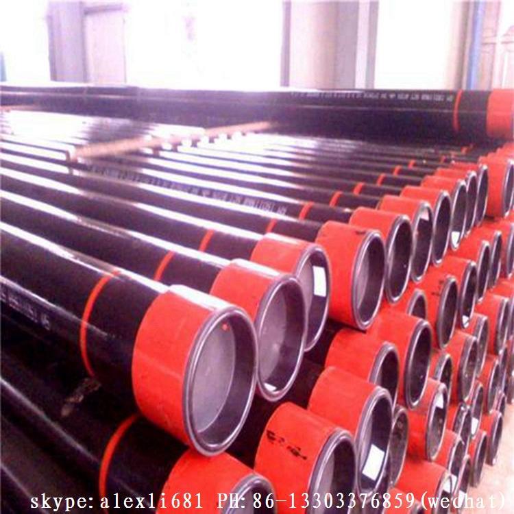 best selling casing pipe oil gas  casing pipe coupling casing pipe   API casing  17