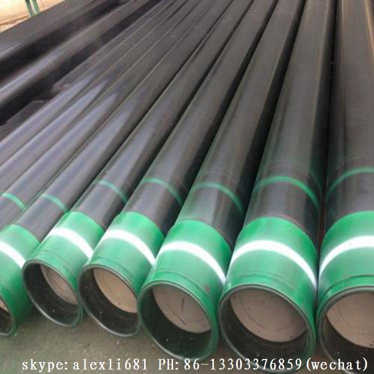 大口徑石油套管 燃氣用套管 R1R2R3 油管 BTC 4