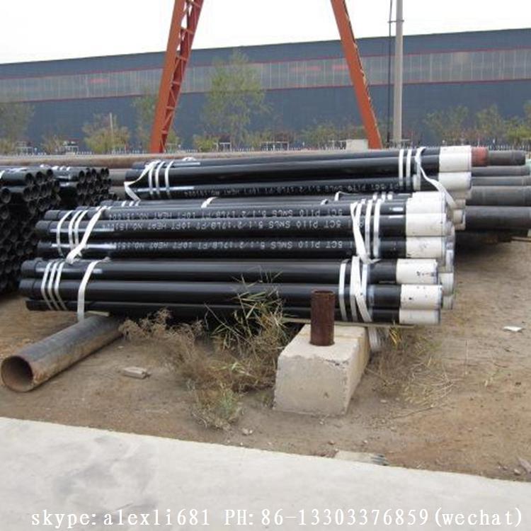 大口徑石油套管 燃氣用套管 R1R2R3 油管 BTC 12