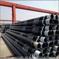 大口徑石油套管 燃氣用套管 R1R2R3 油管 BTC 15