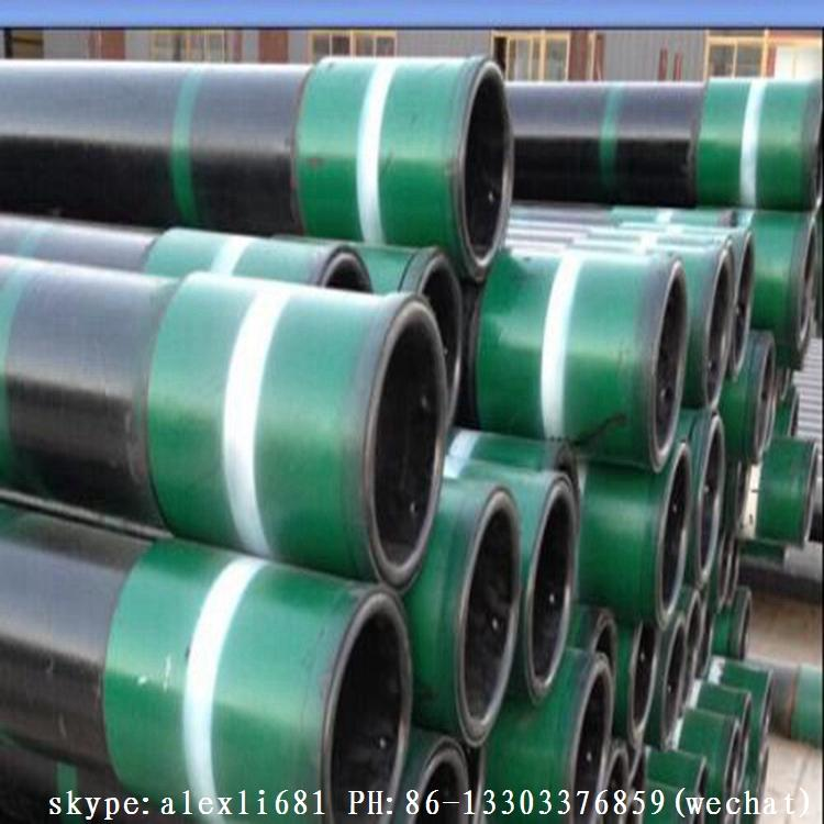 热卖石油套管,L80,N80,K55,J55 油管,石油套管,114-339mm,R1R2R3 13