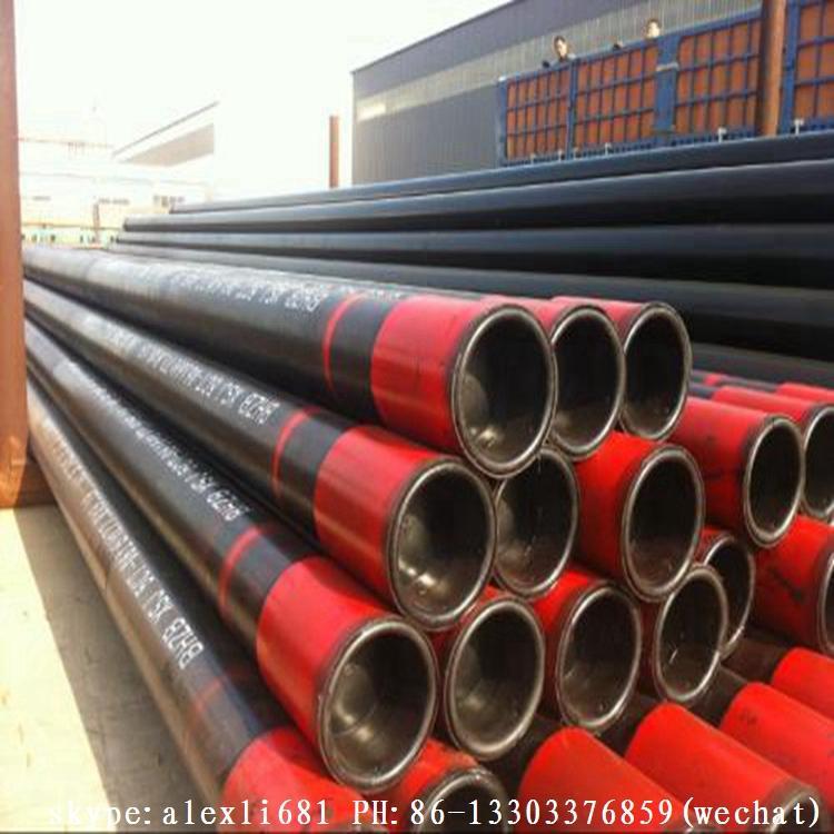 热卖石油套管,L80,N80,K55,J55 油管,石油套管,114-339mm,R1R2R3 17