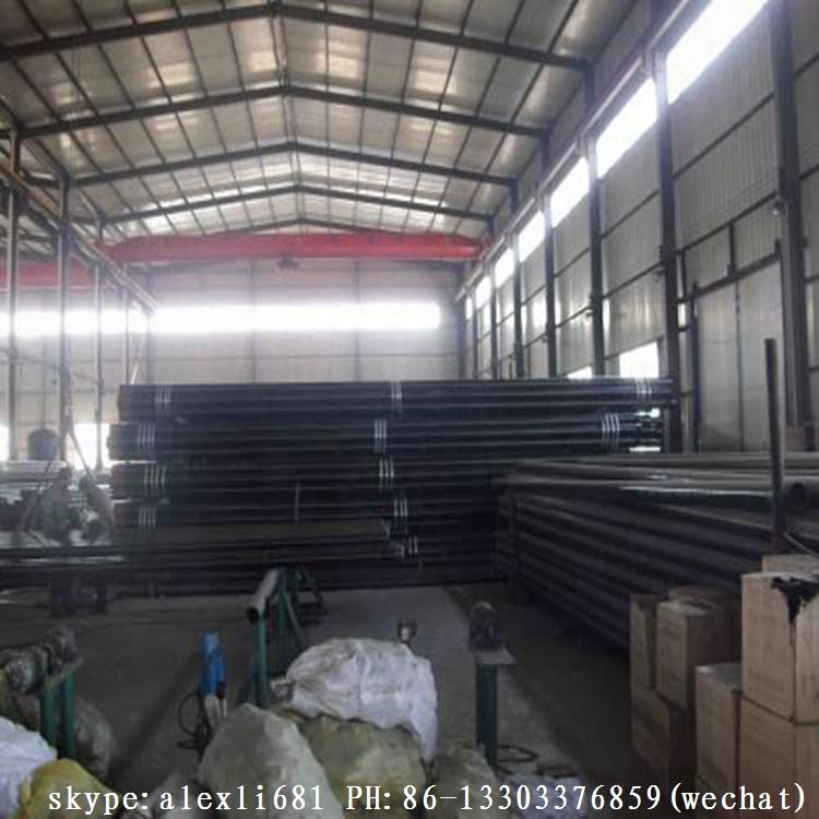 casing pipe ,oil pipe,R3 pipe,J55,K55 H40,N80 API 5CT  ppf ,coupling  4
