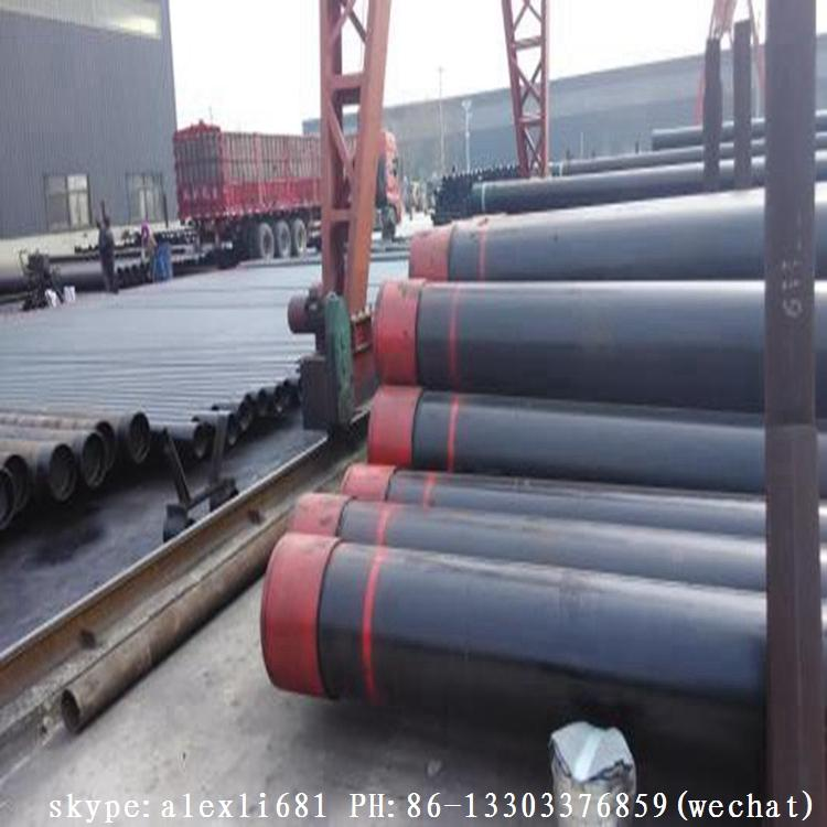 casing pipe ,oil pipe,R3 pipe,J55,K55 H40,N80 API 5CT  ppf ,coupling  18