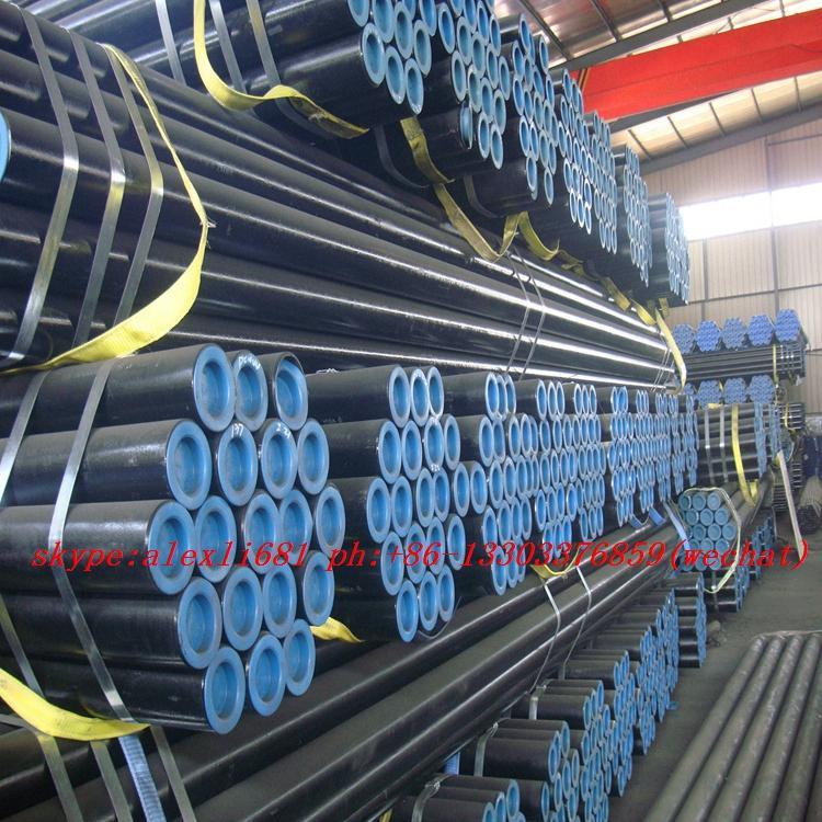 SA 210C seamless steel pipe,A106 A105 SEAMLESS STEEL API5L   8