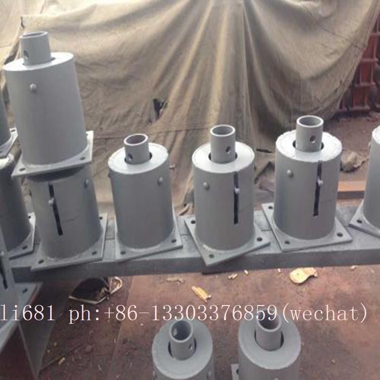 支吊架A-G.T1-T5,VS,TD  管托 1
