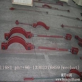 支吊架A-G.T1-T5,VS,TD  管托 6