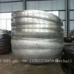 carbon steel pipe cap, plug,large diameter alloy pipe cap,Pipe cap