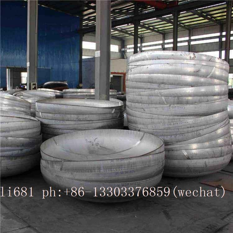 carbon steel pipe cap, plug,large diameter alloy pipe cap,Pipe cap 6