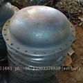 carbon steel pipe cap, plug,large diameter alloy pipe cap,Pipe cap 12
