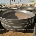 carbon steel pipe cap, plug,large diameter alloy pipe cap,Pipe cap 17