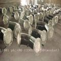 Wear-resistant ceramic elbow, tee, reducer, wear-resisting bend 2