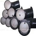 Wear-resistant ceramic elbow, tee, reducer, wear-resisting bend 6