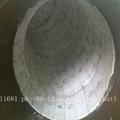 Wear-resistant ceramic elbow, tee, reducer, wear-resisting bend 7