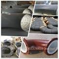 Wear-resistant ceramic elbow, tee, reducer, wear-resisting bend 9
