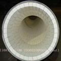 耐磨三通 耐磨弯管,陶瓷弯头,大小头. 陶瓷贴片直管 陶瓷贴片弯管 11
