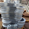 八字盲板插板垫环垫板 不锈钢,合金,碳钢盲板,盲法兰 11