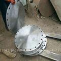 八字盲板插板垫环垫板 不锈钢,合金,碳钢盲板,盲法兰 18
