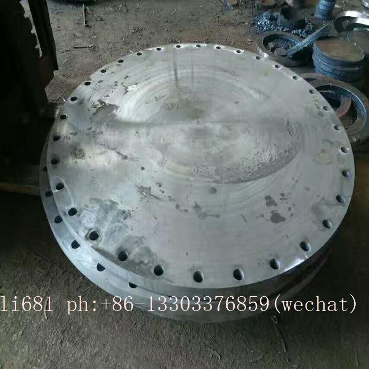 八字盲板插板垫环垫板 不锈钢,合金,碳钢盲板,盲法兰 19