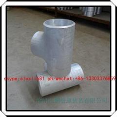 无缝铝弯头 90度铝弯管1060.5083 的弯头,铝法兰 三通