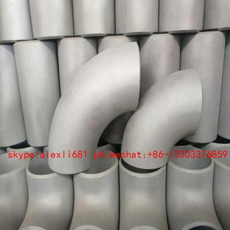 无缝铝弯头 90度铝弯管1060.5083 的弯头,铝法兰 三通 8