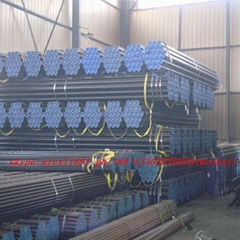 seamless steel pipe ASTM A106 API 5L C45  C30  BALCK PIPE