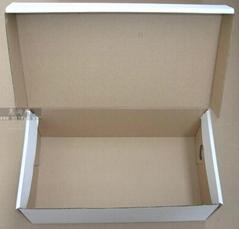 一片式鞋盒